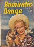 Street and Smith's Romantic Range (1938-1947 Street & Smith) Pulp Vol. 22 #2