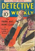Detective Fiction Weekly (1928-1942 Red Star News) Pulp Vol. 91 #4