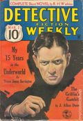 Detective Fiction Weekly (1928-1942 Red Star News) Pulp Vol. 91 #5