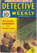 Detective Fiction Weekly (1928-1942 Red Star News) Pulp Vol. 91 #6