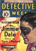 Detective Fiction Weekly (1928-1942 Red Star News) Pulp Vol. 92 #1