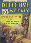Detective Fiction Weekly (1928-1942 Red Star News) Pulp Vol. 92 #3