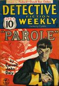 Detective Fiction Weekly (1928-1942 Red Star News) Pulp Vol. 92 #4