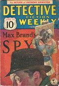 Detective Fiction Weekly (1928-1942 Red Star News) Pulp Vol. 92 #5