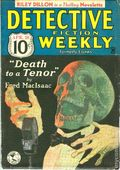 Detective Fiction Weekly (1928-1942 Red Star News) Pulp Vol. 92 #6