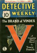 Detective Fiction Weekly (1928-1942 Red Star News) Pulp Vol. 93 #2