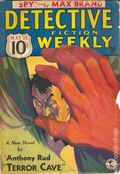 Detective Fiction Weekly (1928-1942 Red Star News) Pulp Vol. 93 #5