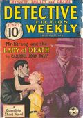 Detective Fiction Weekly (1928-1942 Red Star News) Pulp Vol. 93 #6