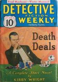 Detective Fiction Weekly (1928-1942 Red Star News) Pulp Vol. 94 #1
