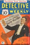 Detective Fiction Weekly (1928-1942 Red Star News) Pulp Vol. 94 #4