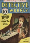Detective Fiction Weekly (1928-1942 Red Star News) Pulp Vol. 94 #5