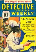 Detective Fiction Weekly (1928-1942 Red Star News) Pulp Vol. 95 #1