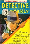 Detective Fiction Weekly (1928-1942 Red Star News) Pulp Vol. 95 #2