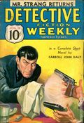 Detective Fiction Weekly (1928-1942 Red Star News) Pulp Vol. 95 #4