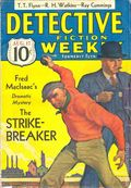 Detective Fiction Weekly (1928-1942 Red Star News) Pulp Vol. 95 #5