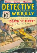 Detective Fiction Weekly (1928-1942 Red Star News) Pulp Vol. 95 #6