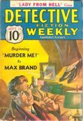 Detective Fiction Weekly (1928-1942 Red Star News) Pulp Vol. 96 #4