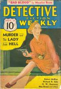 Detective Fiction Weekly (1928-1942 Red Star News) Pulp Vol. 96 #5