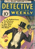 Detective Fiction Weekly (1928-1942 Red Star News) Pulp Vol. 96 #6