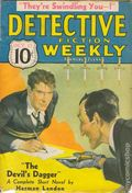 Detective Fiction Weekly (1928-1942 Red Star News) Pulp Vol. 97 #1