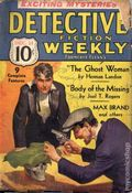 Detective Fiction Weekly (1928-1942 Red Star News) Pulp Vol. 98 #4