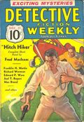 Detective Fiction Weekly (1928-1942 Red Star News) Pulp Vol. 98 #5