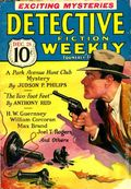 Detective Fiction Weekly (1928-1942 Red Star News) Pulp Vol. 98 #6