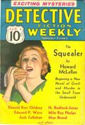 Detective Fiction Weekly (1928-1942 Red Star News) Pulp Vol. 99 #1