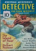 Detective Fiction Weekly (1928-1942 Red Star News) Pulp Vol. 99 #2
