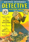 Detective Fiction Weekly (1928-1942 Red Star News) Pulp Vol. 99 #5