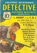 Detective Fiction Weekly (1928-1942 Red Star News) Pulp Vol. 99 #6