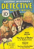 Detective Fiction Weekly (1928-1942 Red Star News) Pulp Vol. 100 #1
