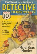 Detective Fiction Weekly (1928-1942 Red Star News) Pulp Vol. 100 #2