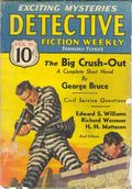 Detective Fiction Weekly (1928-1942 Red Star News) Pulp Vol. 100 #3
