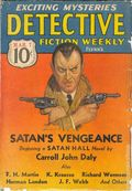 Detective Fiction Weekly (1928-1942 Red Star News) Pulp Vol. 100 #4