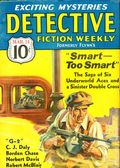 Detective Fiction Weekly (1928-1942 Red Star News) Pulp Vol. 100 #5