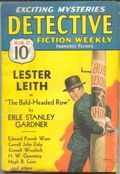 Detective Fiction Weekly (1928-1942 Red Star News) Pulp Vol. 100 #6