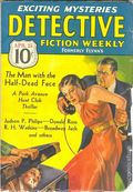 Detective Fiction Weekly (1928-1942 Red Star News) Pulp Vol. 101 #5