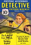 Detective Fiction Weekly (1928-1942 Red Star News) Pulp Vol. 101 #6