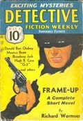 Detective Fiction Weekly (1928-1942 Red Star News) Pulp Vol. 102 #1