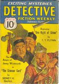 Detective Fiction Weekly (1928-1942 Red Star News) Pulp Vol. 102 #2