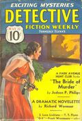 Detective Fiction Weekly (1928-1942 Red Star News) Pulp Vol. 102 #3
