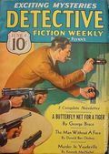 Detective Fiction Weekly (1928-1942 Red Star News) Pulp Vol. 102 #5