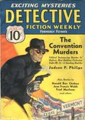 Detective Fiction Weekly (1928-1942 Red Star News) Pulp Vol. 102 #6