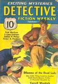 Detective Fiction Weekly (1928-1942 Red Star News) Pulp Vol. 103 #3