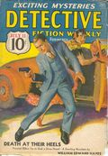 Detective Fiction Weekly (1928-1942 Red Star News) Pulp Vol. 103 #4