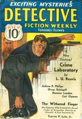 Detective Fiction Weekly (1928-1942 Red Star News) Pulp Vol. 103 #5