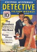 Detective Fiction Weekly (1928-1942 Red Star News) Pulp Vol. 103 #6