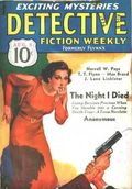 Detective Fiction Weekly (1928-1942 Red Star News) Pulp Vol. 104 #2