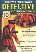 Detective Fiction Weekly (1928-1942 Red Star News) Pulp Vol. 104 #3
